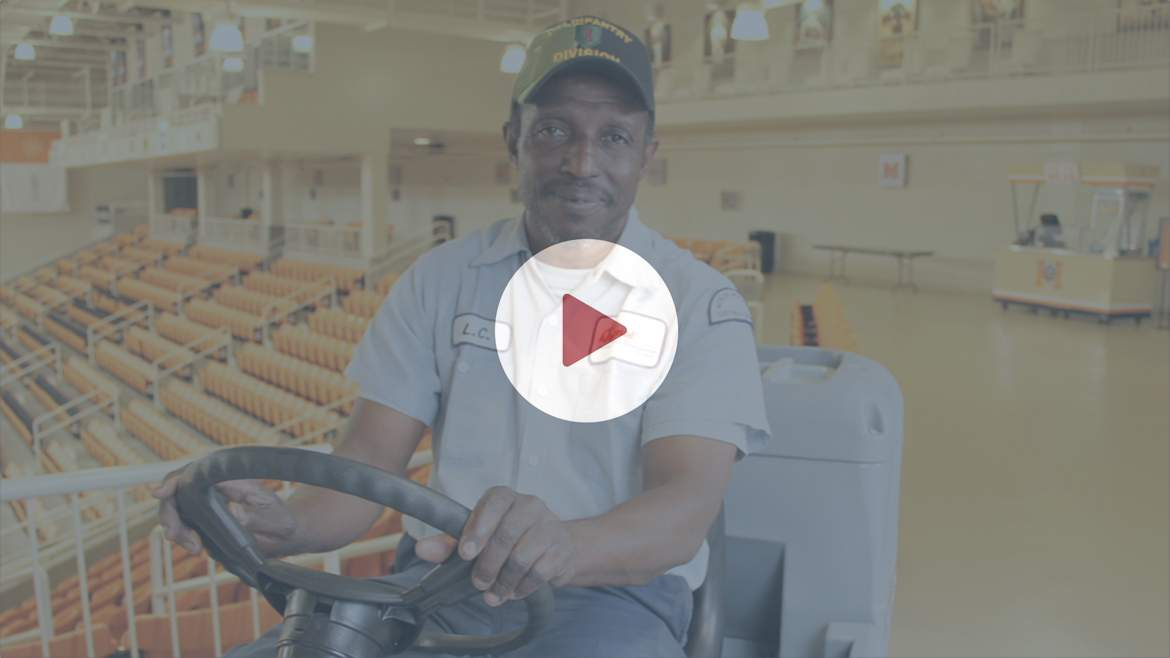 Custodial Services Video